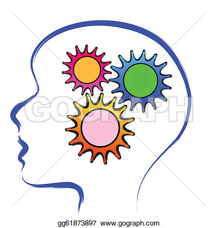Gallery For > Active Brain Clipart.