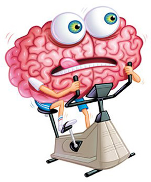 Brain Active.