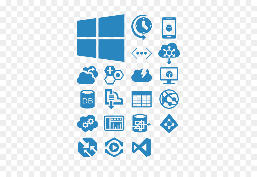 Windows Server Icon png download.