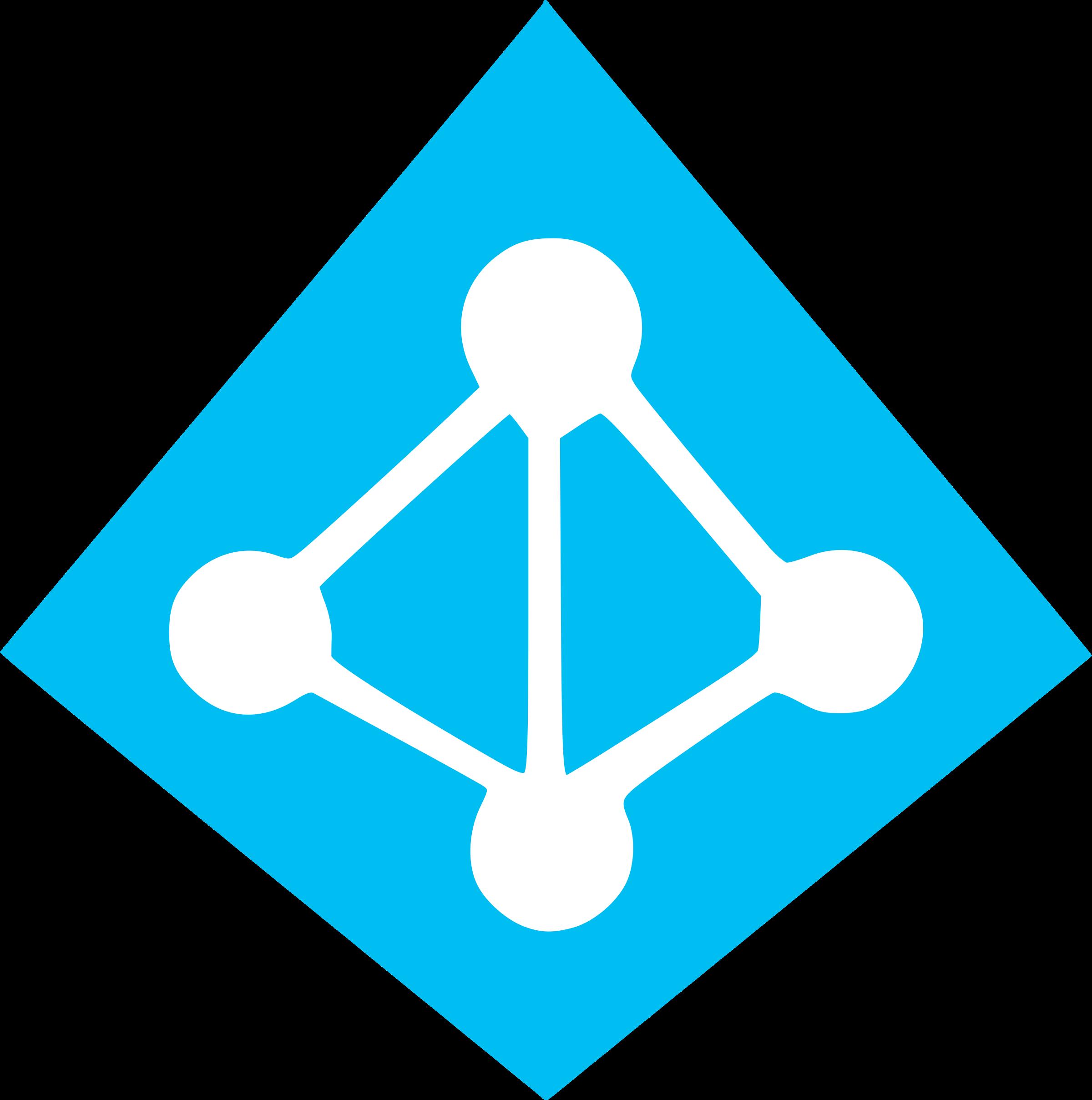 Azure Active Directory Logo PNG Transparent & SVG Vector.