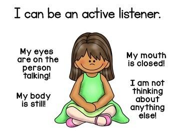 Active listening clipart 5 » Clipart Portal.
