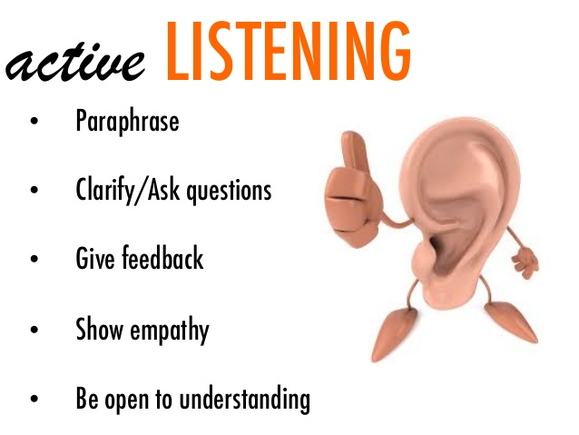 Active listening clipart 11 » Clipart Station.