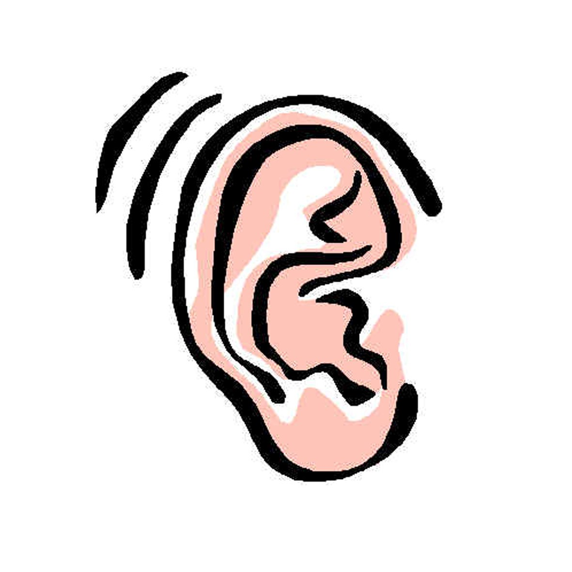 Active listening clipart 1 » Clipart Portal.