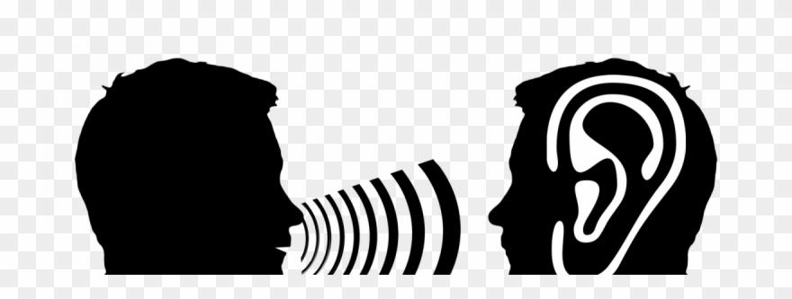 Ear Clipart Active Listening Skill.