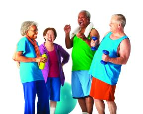 Active Older Adults.