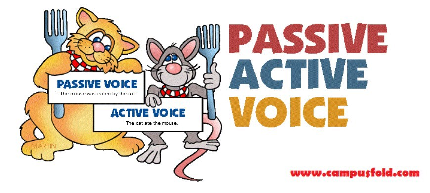 Wednesday Words: Active and Passive Voice Explained — Finally!.