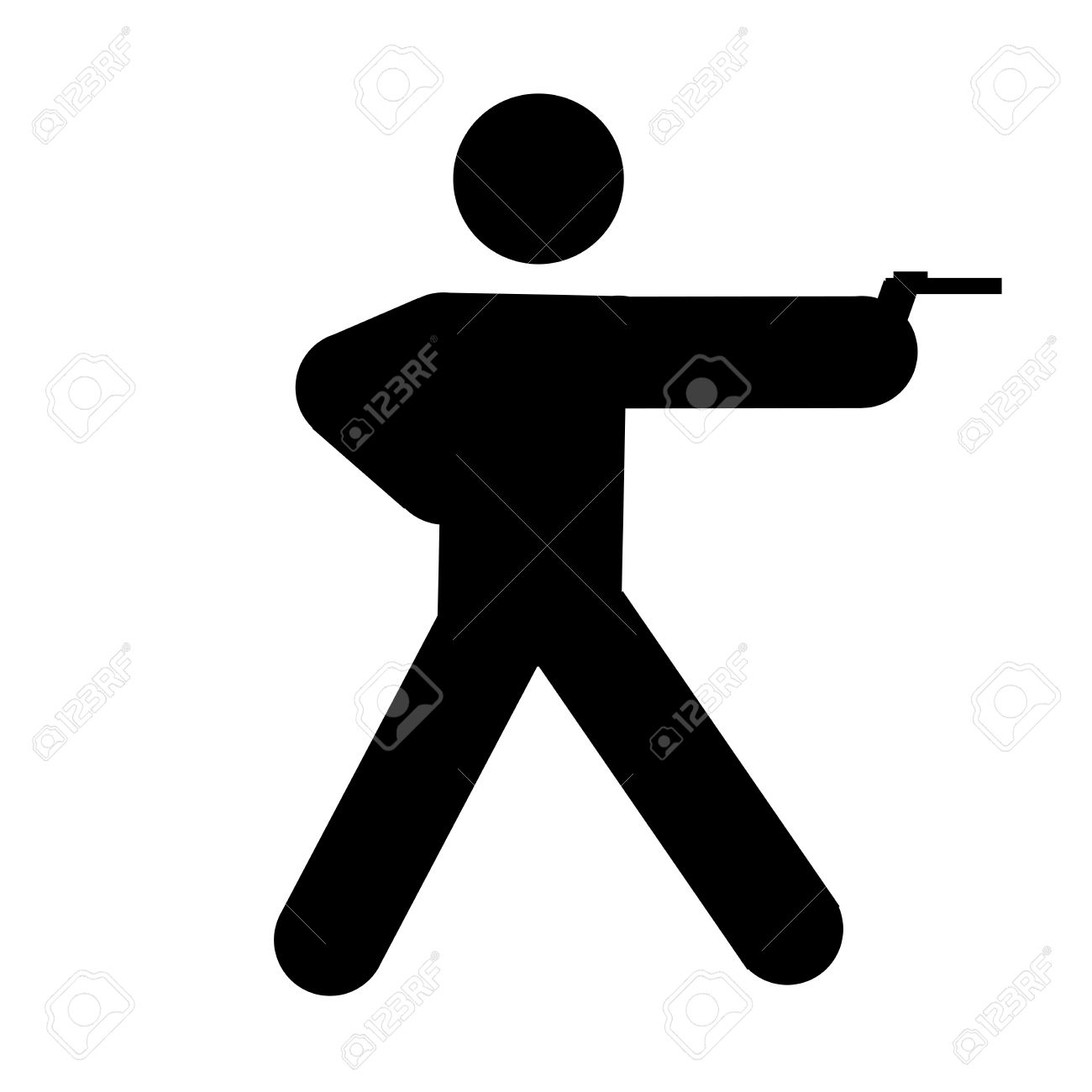 Showing post & media for Active shooter symbol.