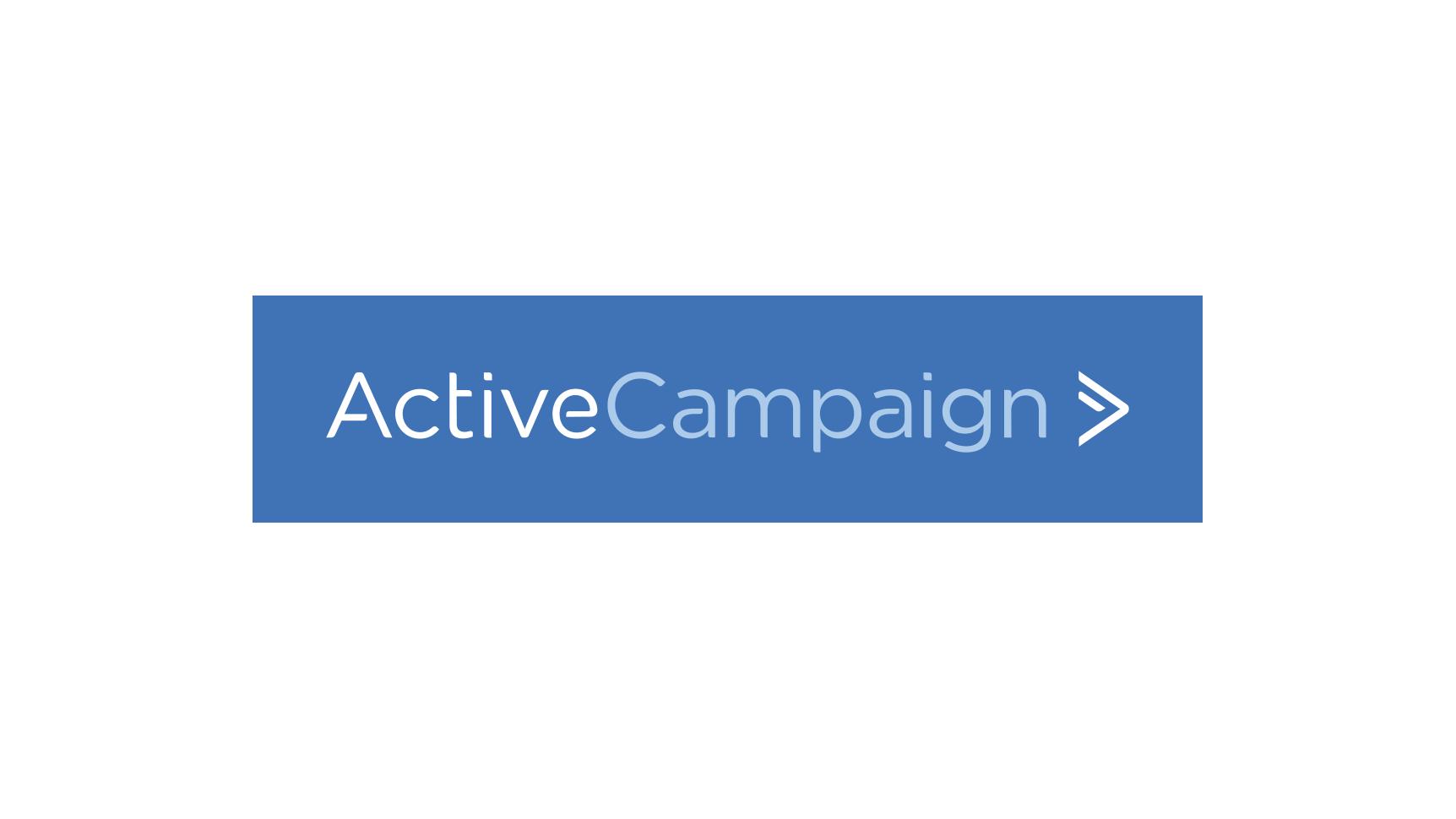 ActiveCampaign.