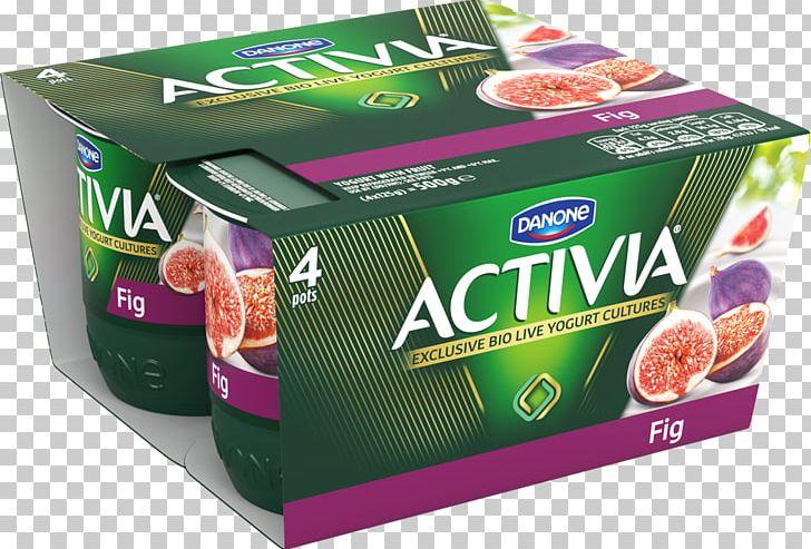 Activia Yoghurt Probiotic Bifidobacterium Danone PNG.