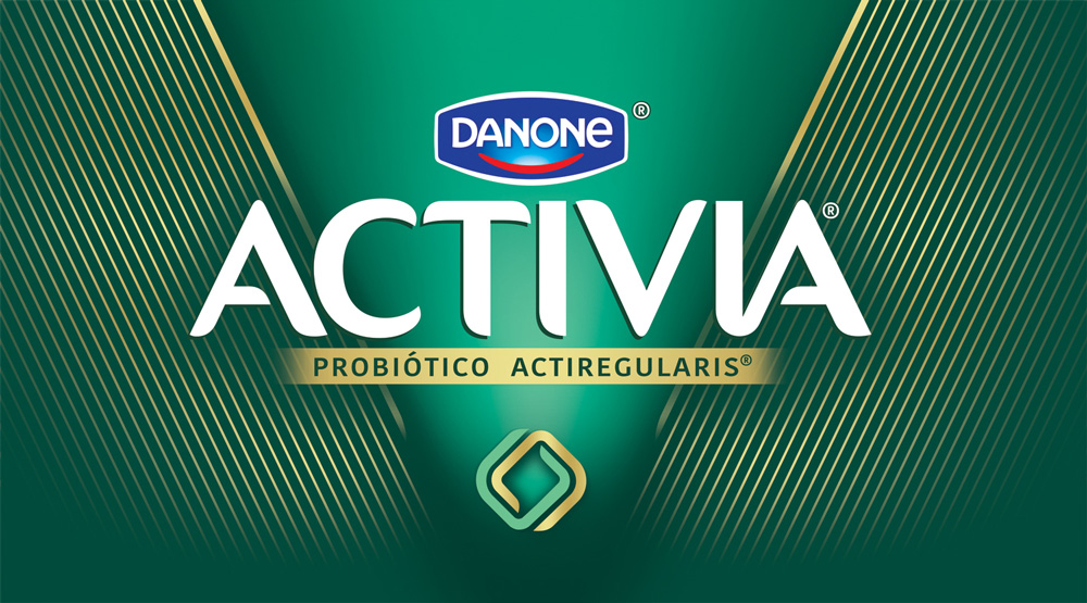 Brand New: New Logo and Packaging for Activia by Futurebrand.