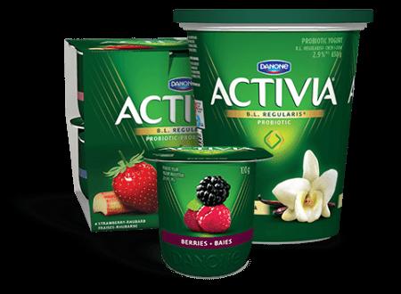 Activia Classic.