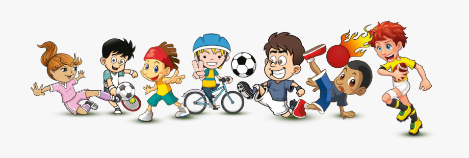 Sports Activities Clipart School Sport.