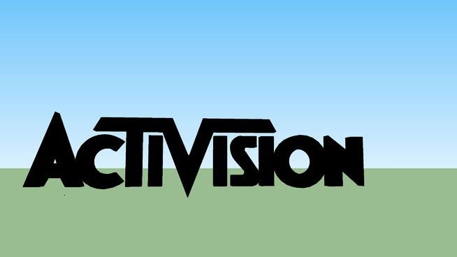 Activision Logo.