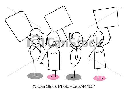 Activist Clipart Vector Graphics. 811 Activist EPS clip art vector.