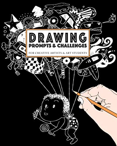 Drawing Prompts & Challenges for Creative Artists & Art.