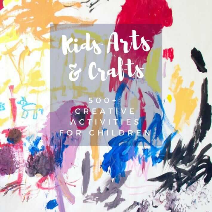 Kids Arts and Crafts Activities.