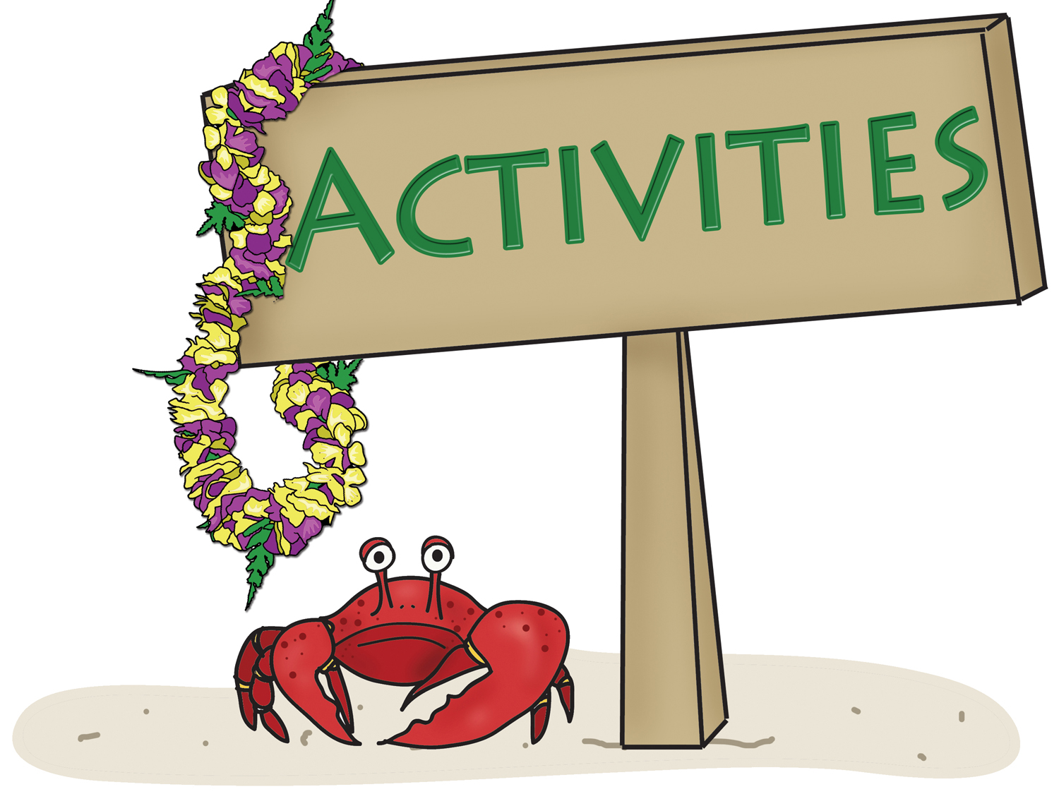 Activity Clipart.