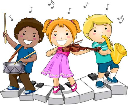 Kids activity clipart.