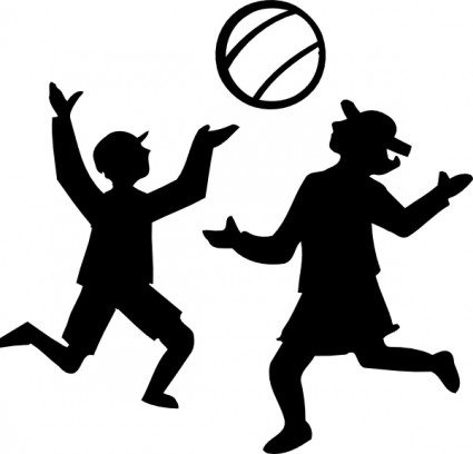 Free Activity Clipart Black And White, Download Free Clip.