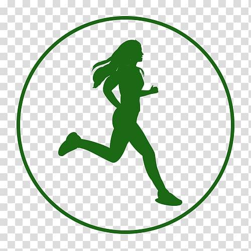 Running Silhouette Sport Ironman Triathlon, physical.