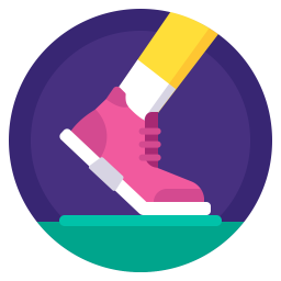 Activity Icon of Flat style.
