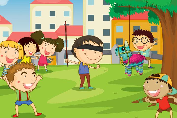 Fun Trust Building Activities For Kids.