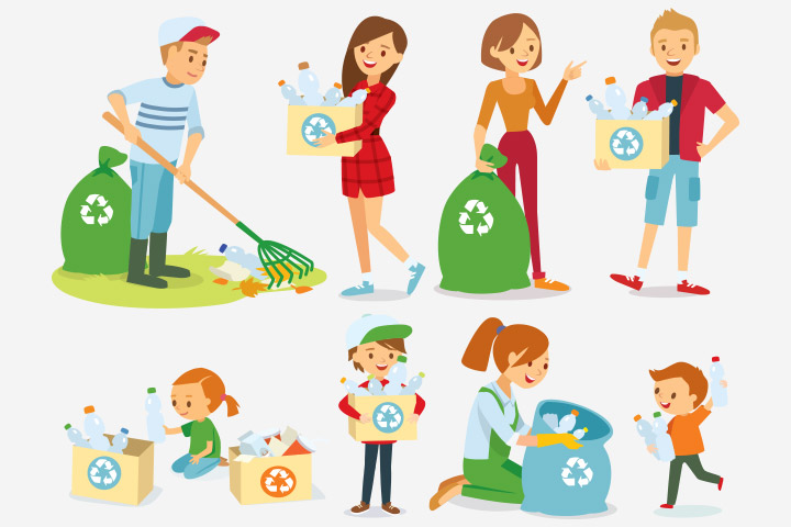 Top 20 Recycling Games And Activities For Kids.