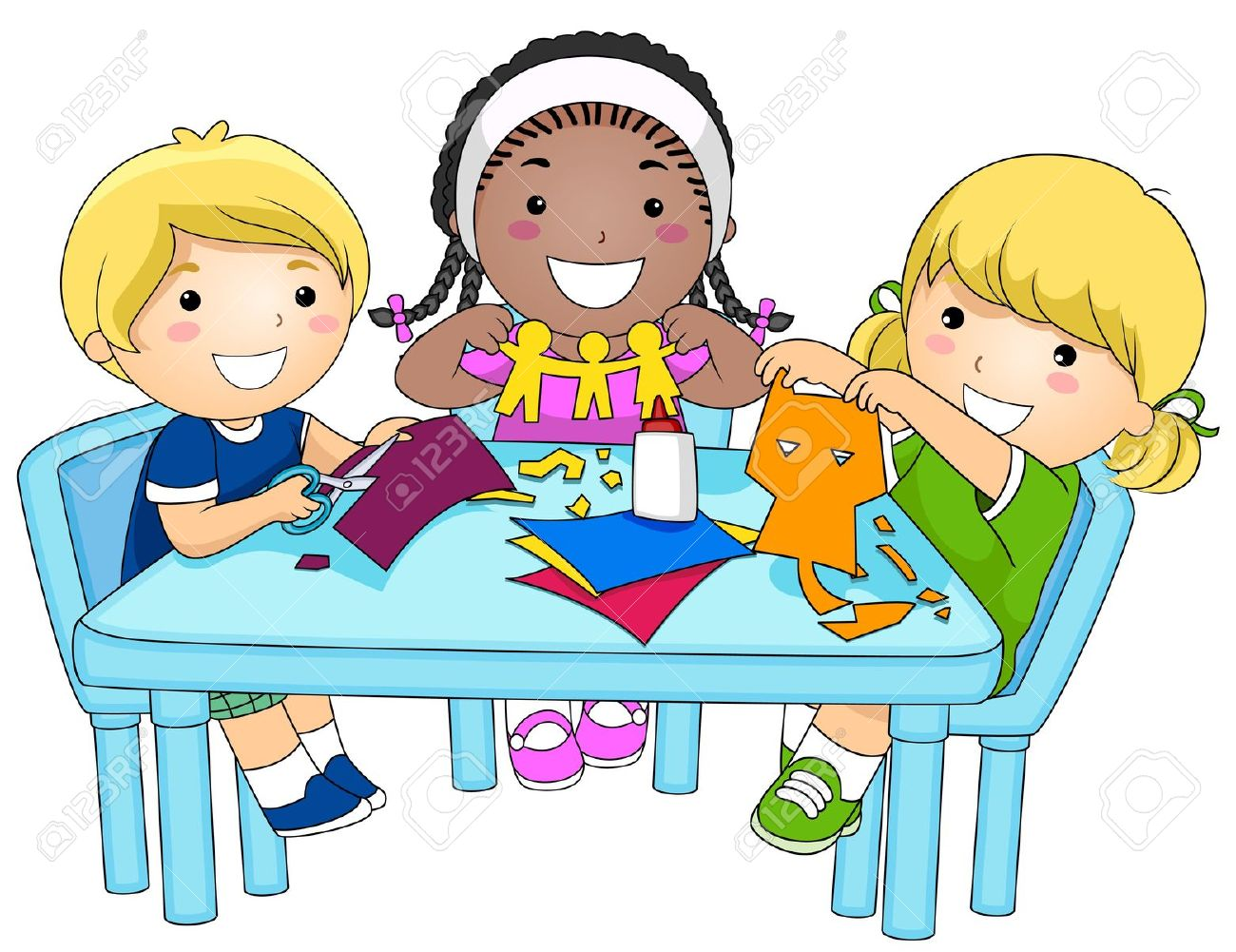 Activities clipart group, Activities group Transparent FREE.