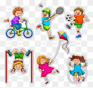 Free PNG Activity Time Clip Art Download.