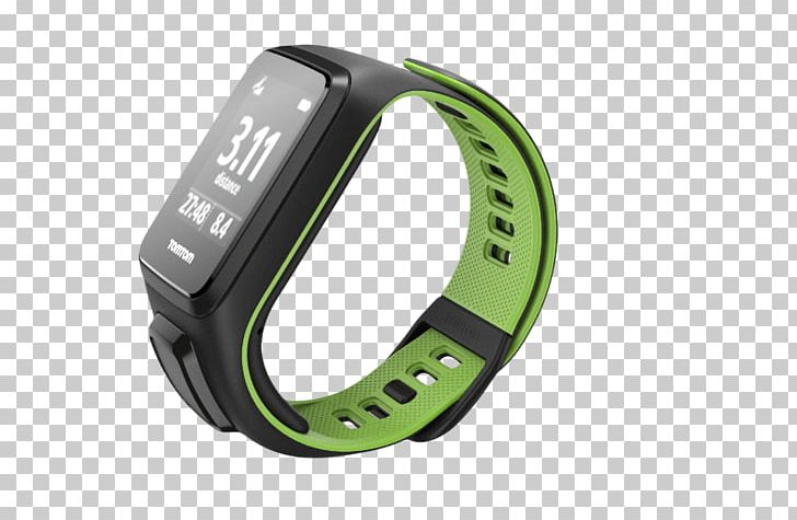 TomTom Runner 3 Cardio + Music Activity Tracker Watch PNG.
