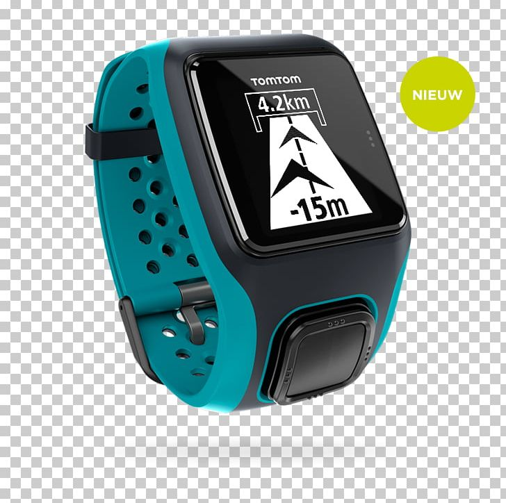 GPS Navigation Systems GPS Watch TomTom Runner PNG, Clipart.