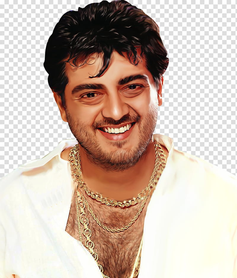 Ajith transparent background PNG clipart.