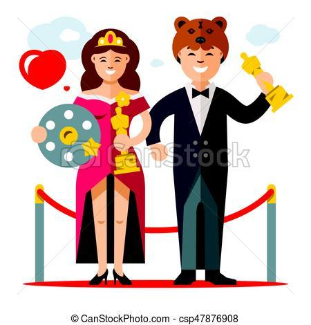 Actor and actress clipart » Clipart Portal.