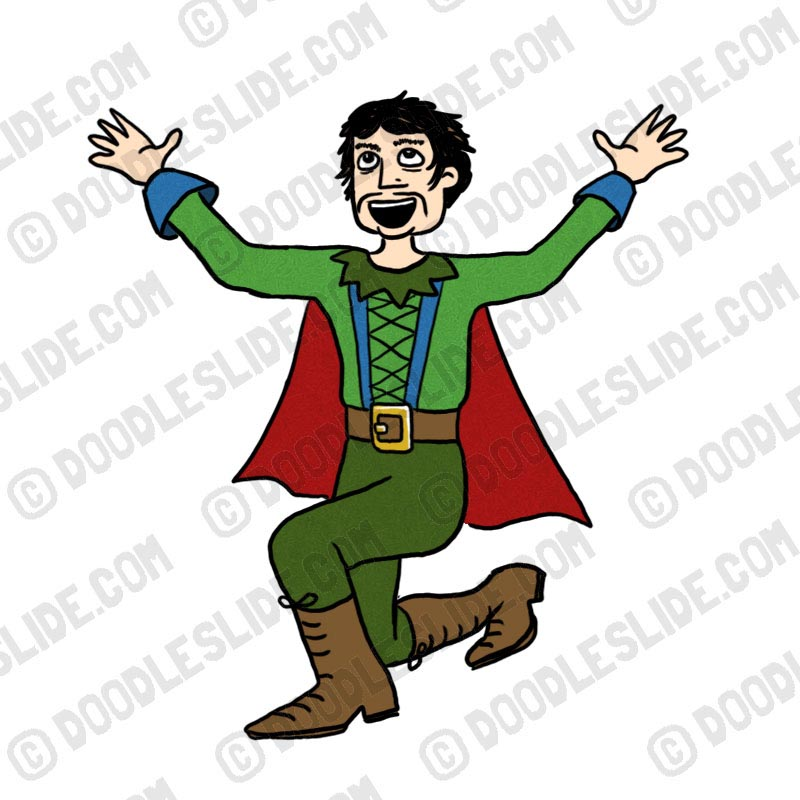 Acting Clipart.