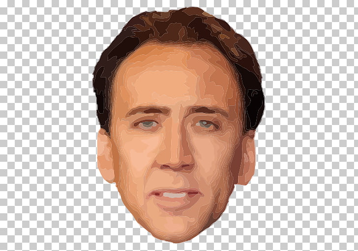 Nicolas Cage Face/Off Actor Film, earrings PNG clipart.