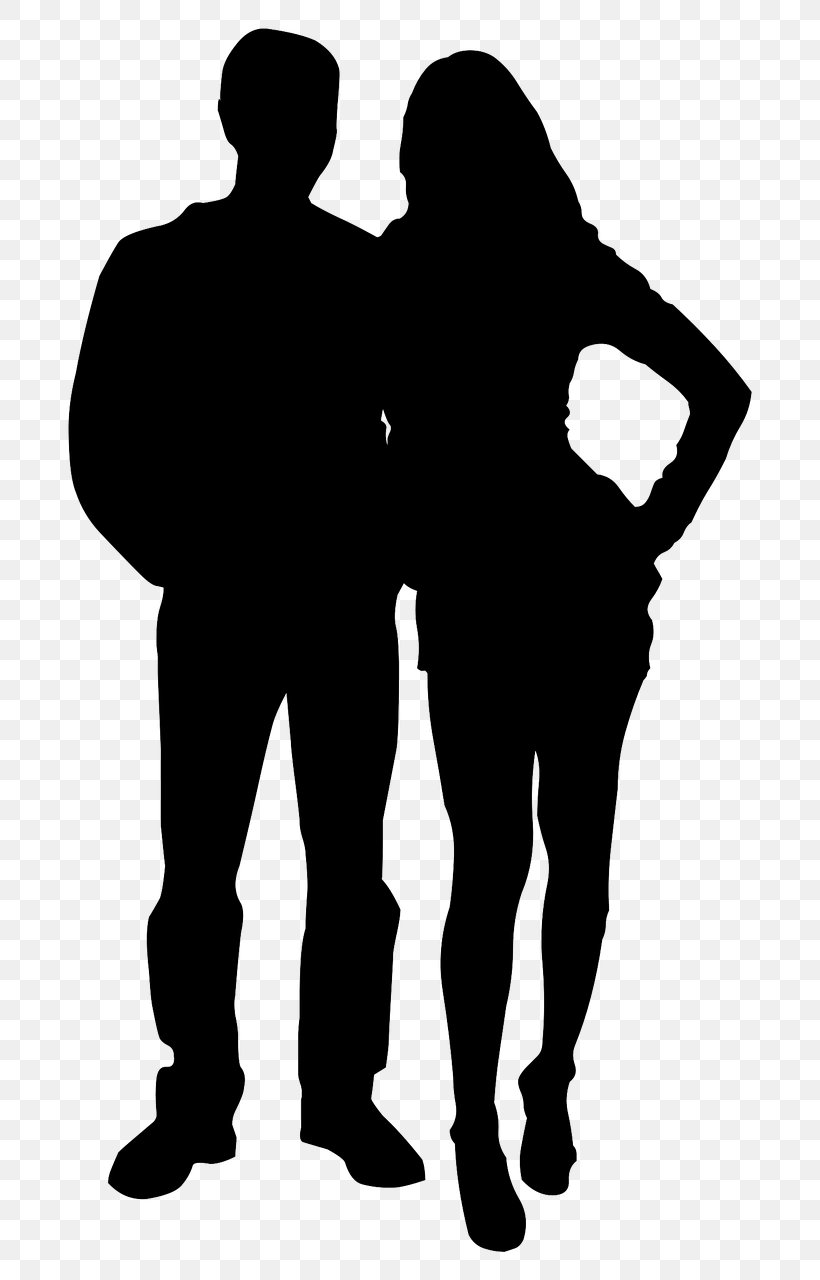 Couple Silhouette Actor Love Ex, PNG, 737x1280px, Couple.