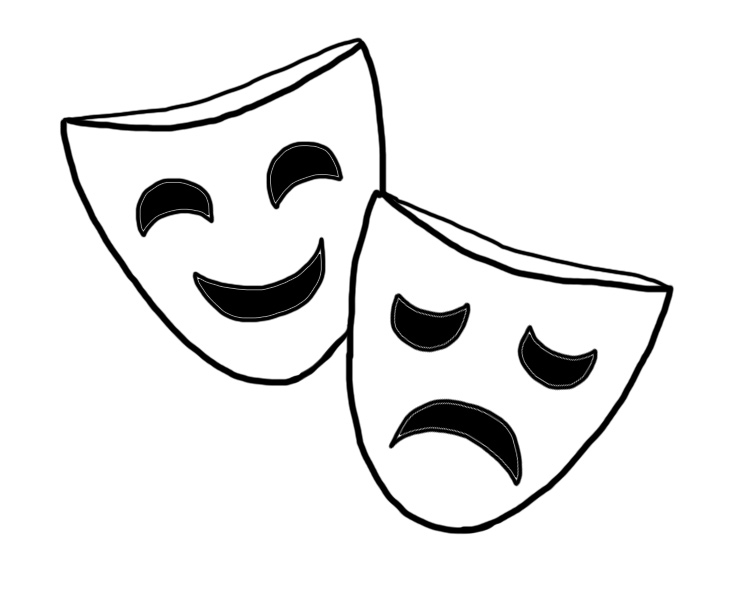 Actor clipart actor mask, Actor actor mask Transparent FREE.