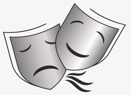 Free Theater Mask Clip Art with No Background , Page 2.