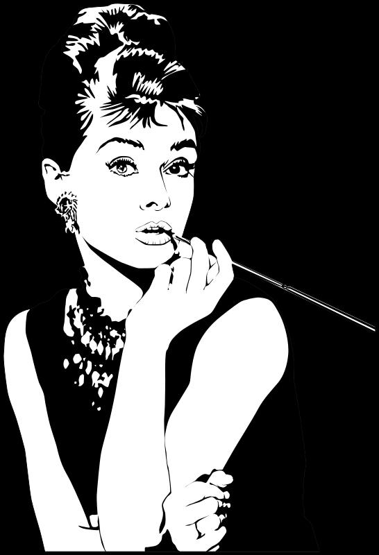 Actress Clipart.