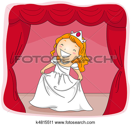 Actresses clipart.