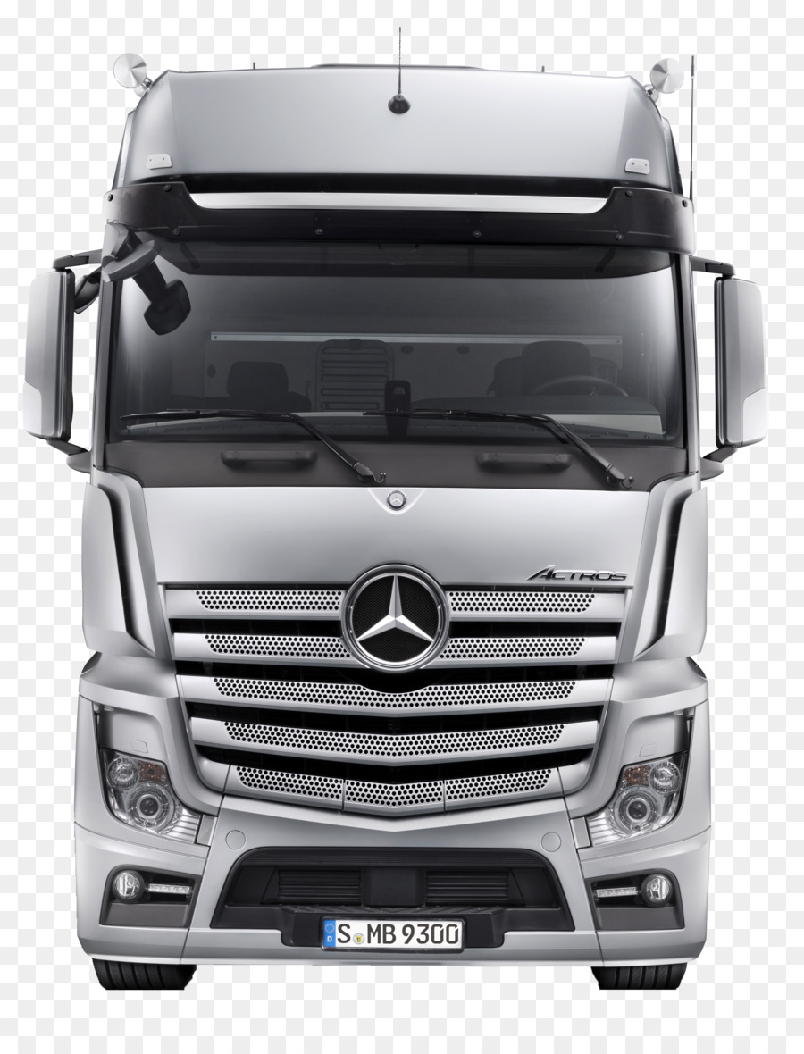 Mercedes Benz Actros Commercial Vehicle png download.