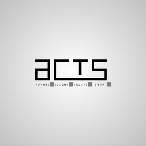 Create a logo for A.C.T.S.