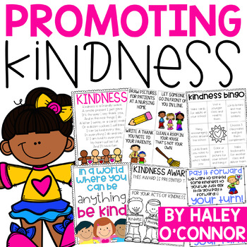 Kindness Activities and Printables {Random Acts of Kindness}.