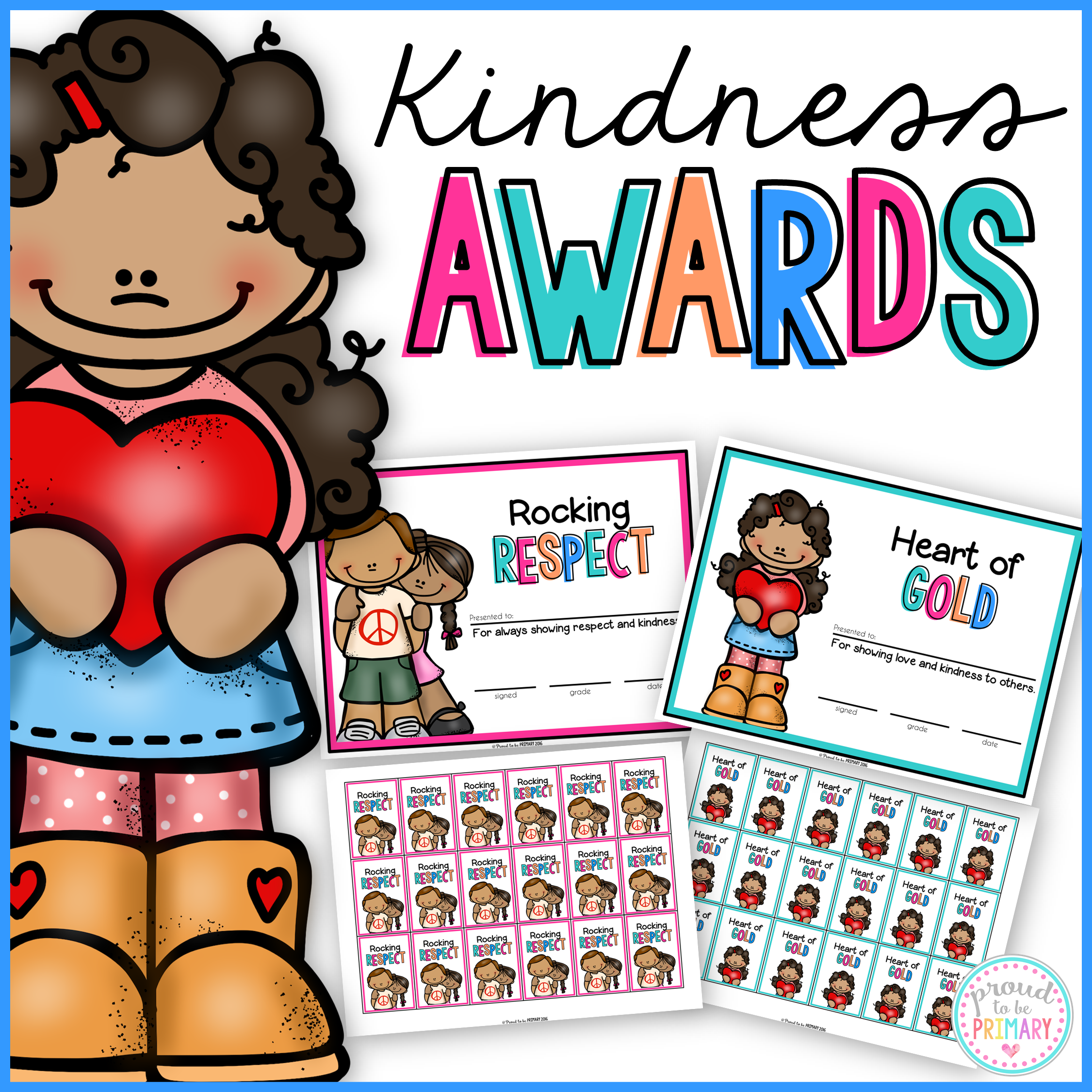 Kindness Activities for Every Good Classroom.