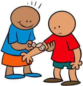 1588 Kindness free clipart.