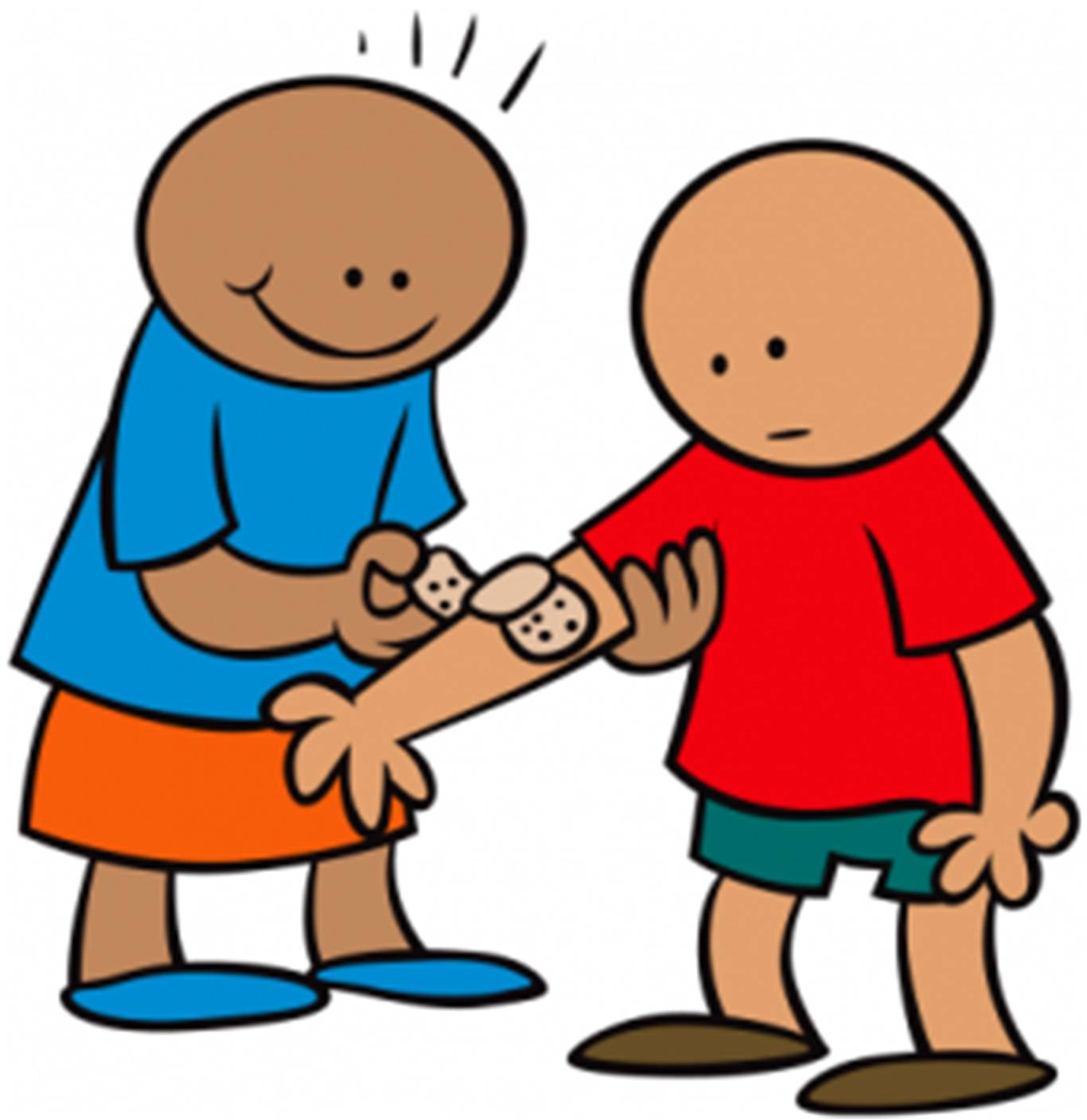 Acts of kindness race clipart clipart images gallery for.