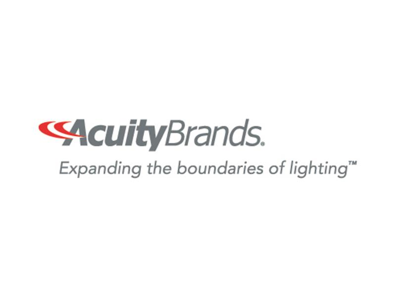 Acuity Brands.