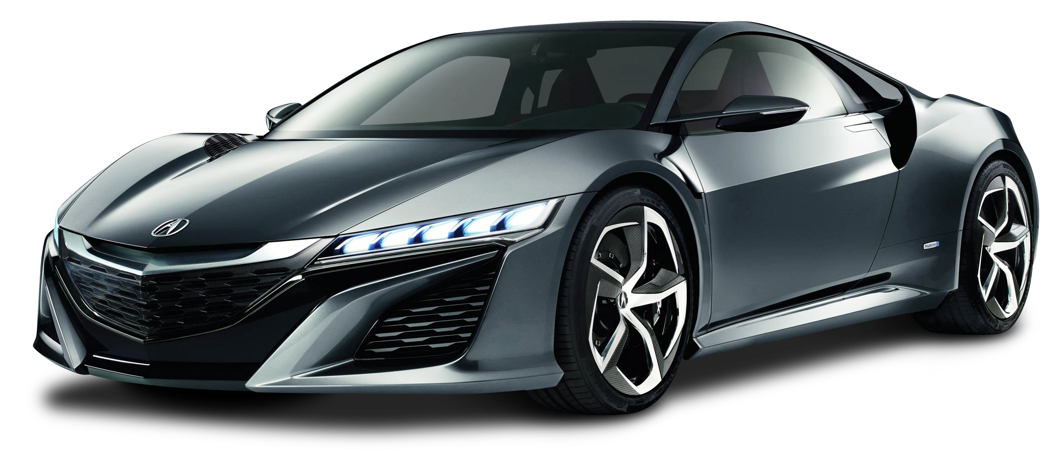 Acura NSX Car PNG Image.