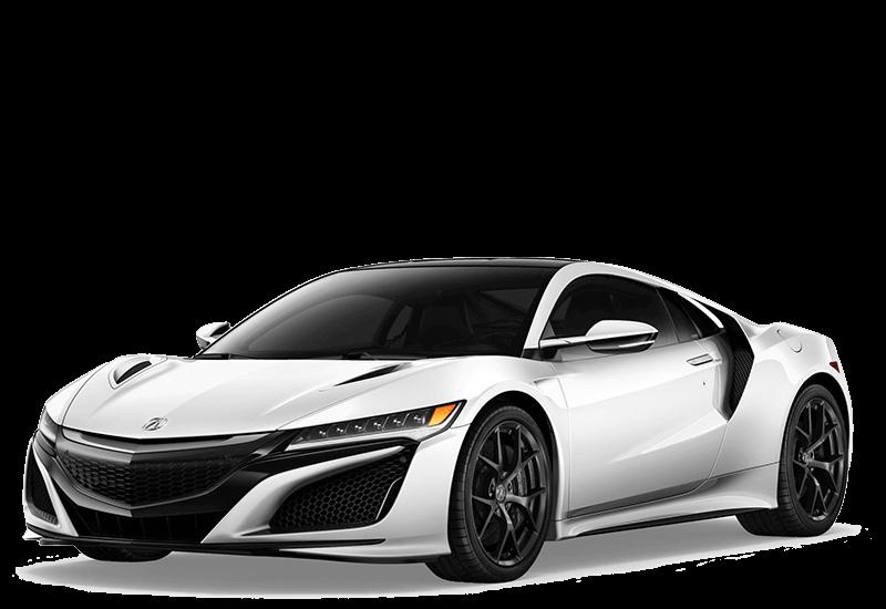 2017 Acura NSX Info.