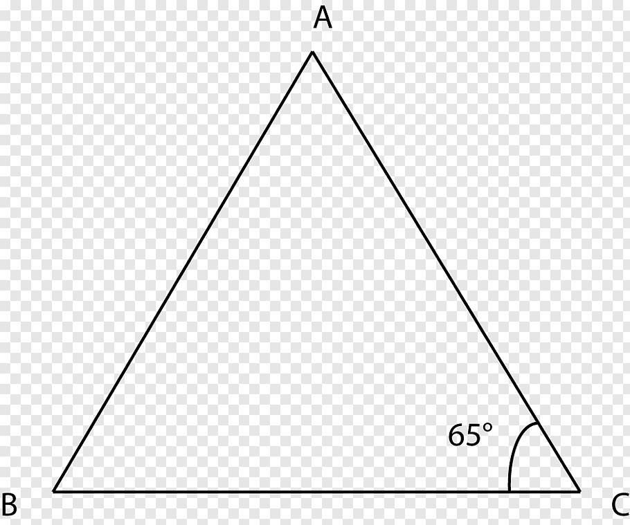 Acute and obtuse triangles Line Mathematics, triangles free.